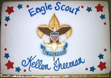 Eagle Scout Sheet Cake With Images Eagle Scout Cake Eagle