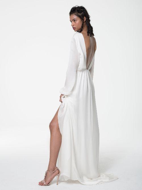 Houghton Bride Lookbook Houghton Bride Wedding Dress Sleeves Wedding Dress Long Sleeve