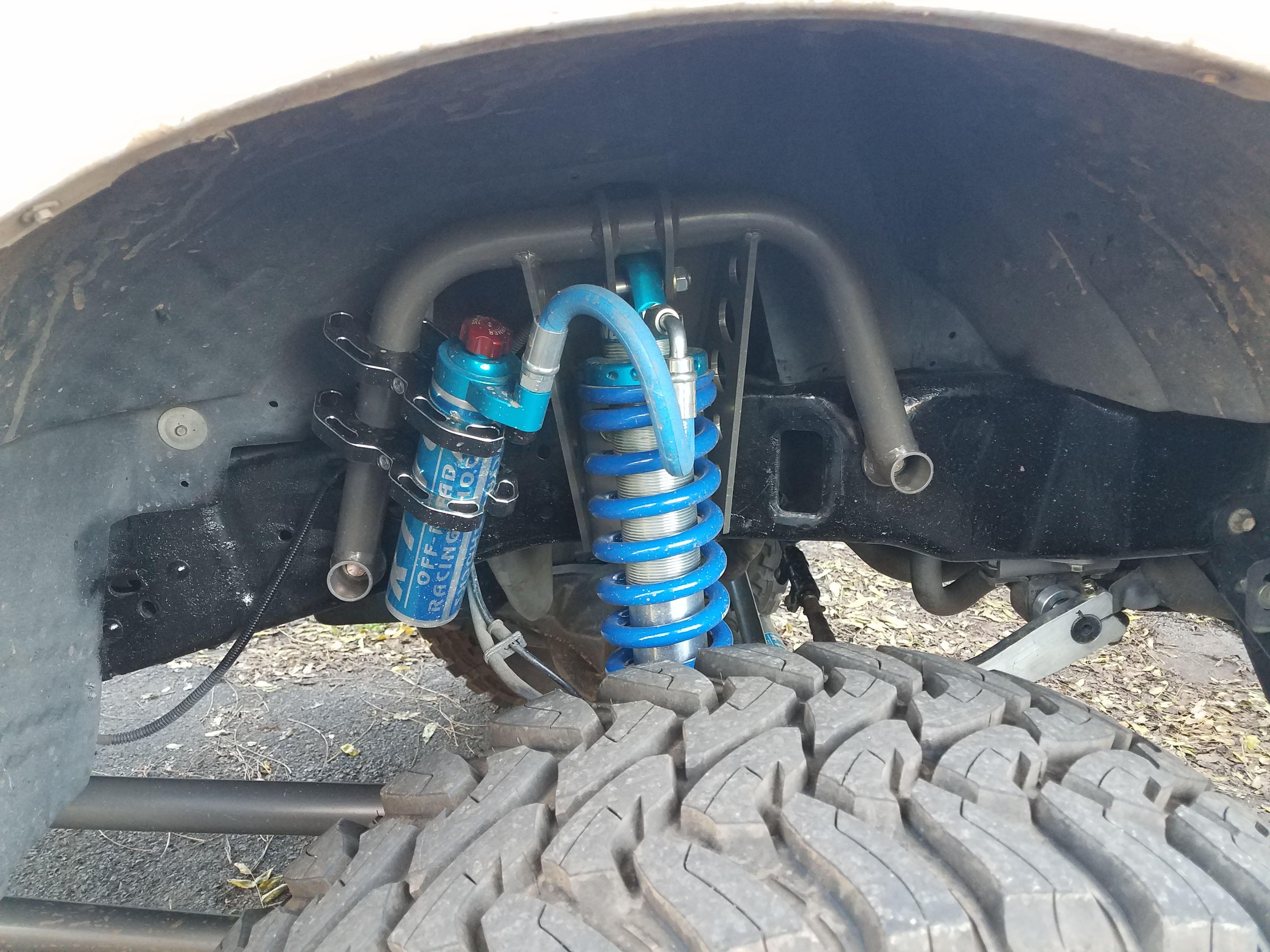 1999 2000 2001 2002 2003 F250 F350 7 3l 6 0 Diesel Excursion Super Duty Leaf Spring Delete 4 Link King Coil Over Conversion F Powerstroke F250 Built Ford Tough