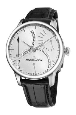 Join Me On Hautelook Watches For Men Black Leather Strap Maurice Lacroix