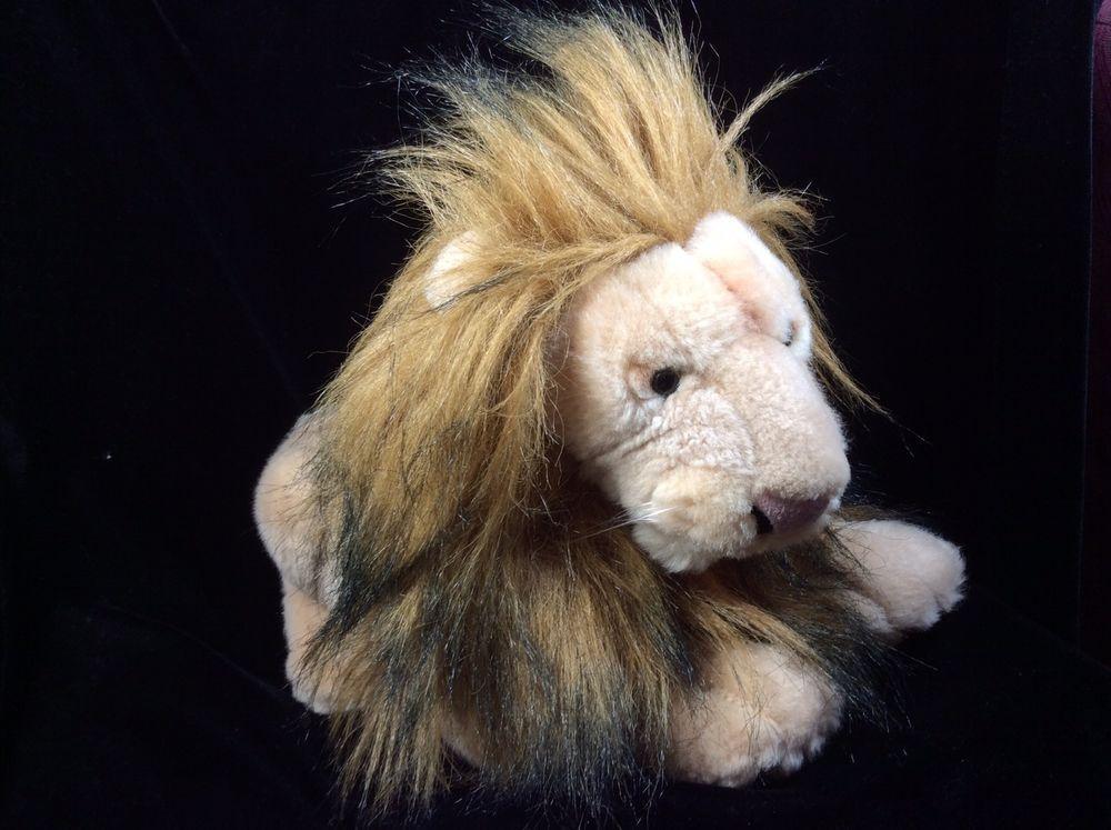 Scary Squeeze Stuffed Animals, Disney Store Prince Caspian Aslan Narnia Plush Stuffed Soft Toy Animal Soft Toy Animals Pet Toys Aslan Narnia