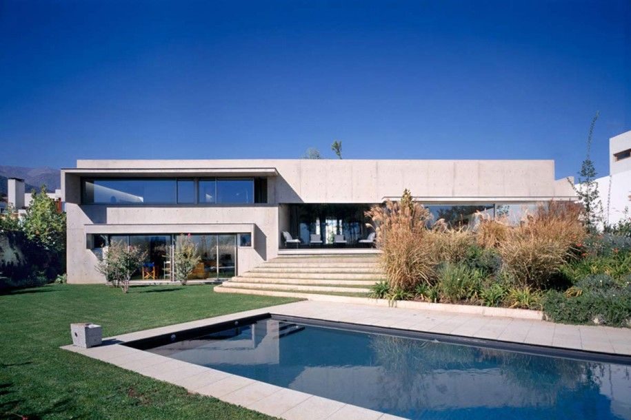 luxury modern homes awesome modern concrete homes luxury contemporary style - Contemporary Style Homes