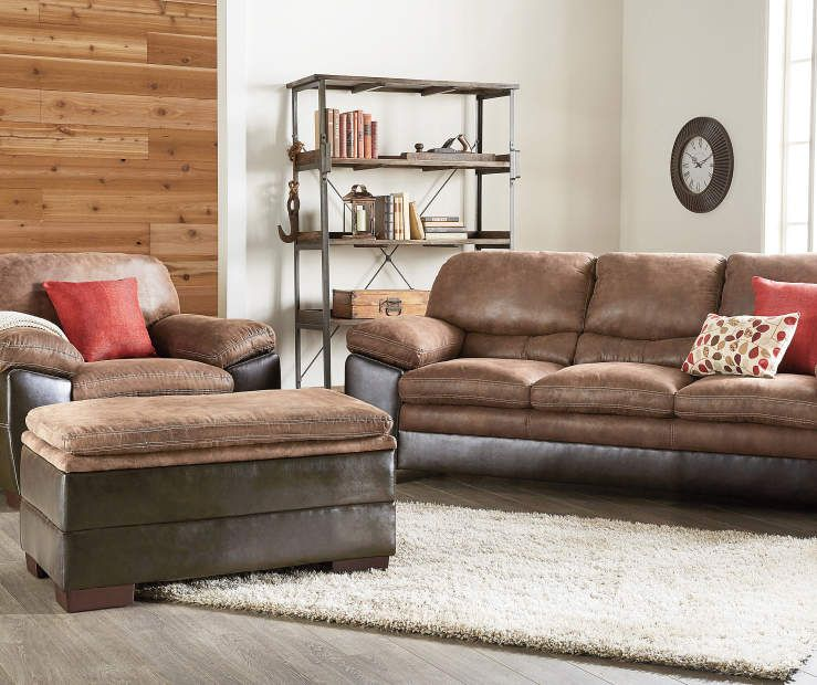 I found a Simmons Bandera Bingo Living Room Furniture Collection at