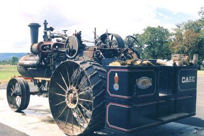Steam Engines For Sale | Case Steam tractors, stories, information, engines for sale