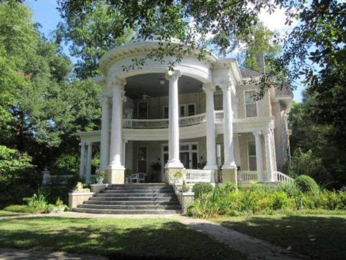 Classical Revival 1908 Quite The Veranda Old Home Dreams, ALabama