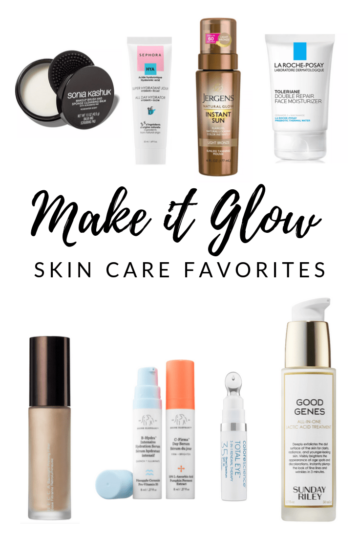 Best Skincare For Glowing Skin Long Story Short Glowing Skin Skin Care Favorite Skincare Products