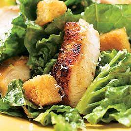Chicken Caesar Salad - Cook's Illustrated