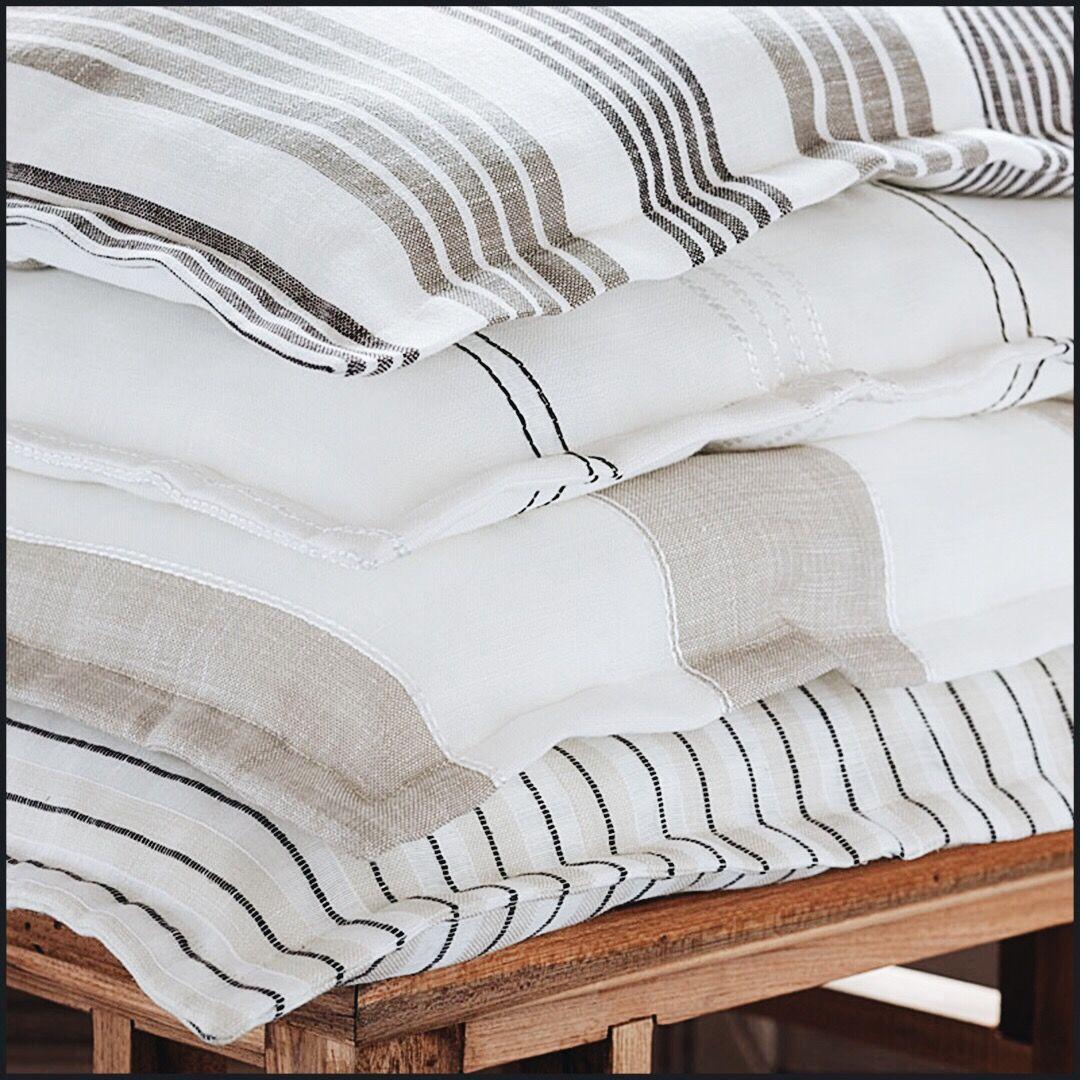 City Linen II (lescreations.com): stripes in white #linen #urban #naturalfibers #monochrome #interior #interiordesign #home #homedesign #homedecor #decor #decoration #homesweethome #textiles #textildesign #fabric #pattern #texture