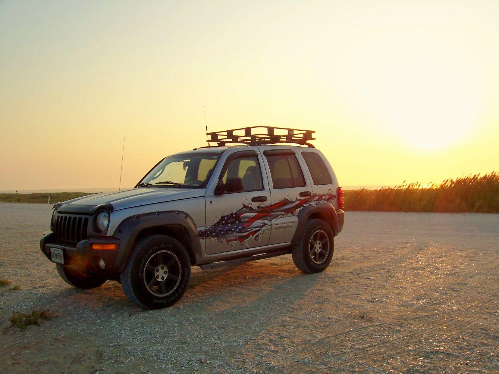 My 2003 Jeep Liberty Freedom Edition