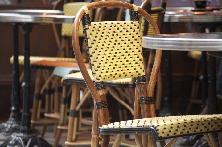 bistro chair by maison gatti   {H&D} Cafe Lounge   Pinterest ...