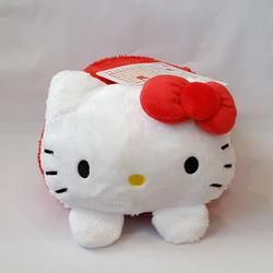 Hello Kitty Cushion Mini Blanket  1222893876479