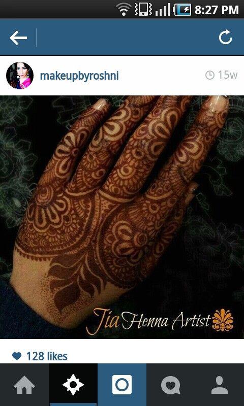 Insta Henna Henna Henna Designs Henna Hand Tattoo