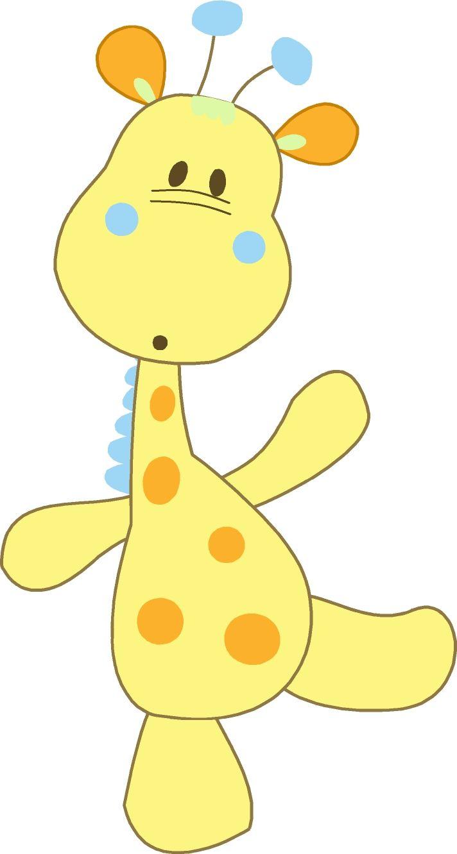jirafa bebe infantil - Buscar con Google | Pintura | Pinterest ...