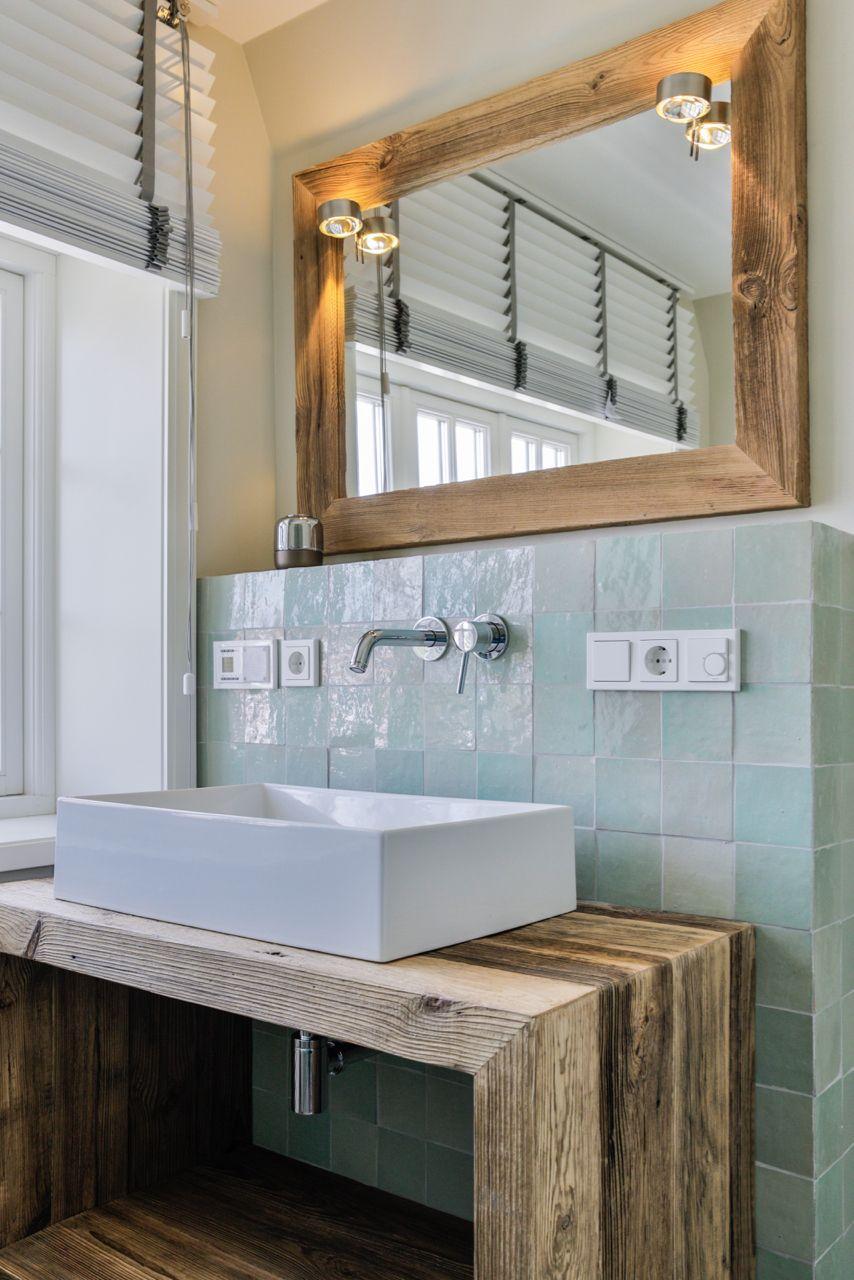 Aus Unserem Altholz Lassen Sich Auch Tolle Waschtische Und Spiegel