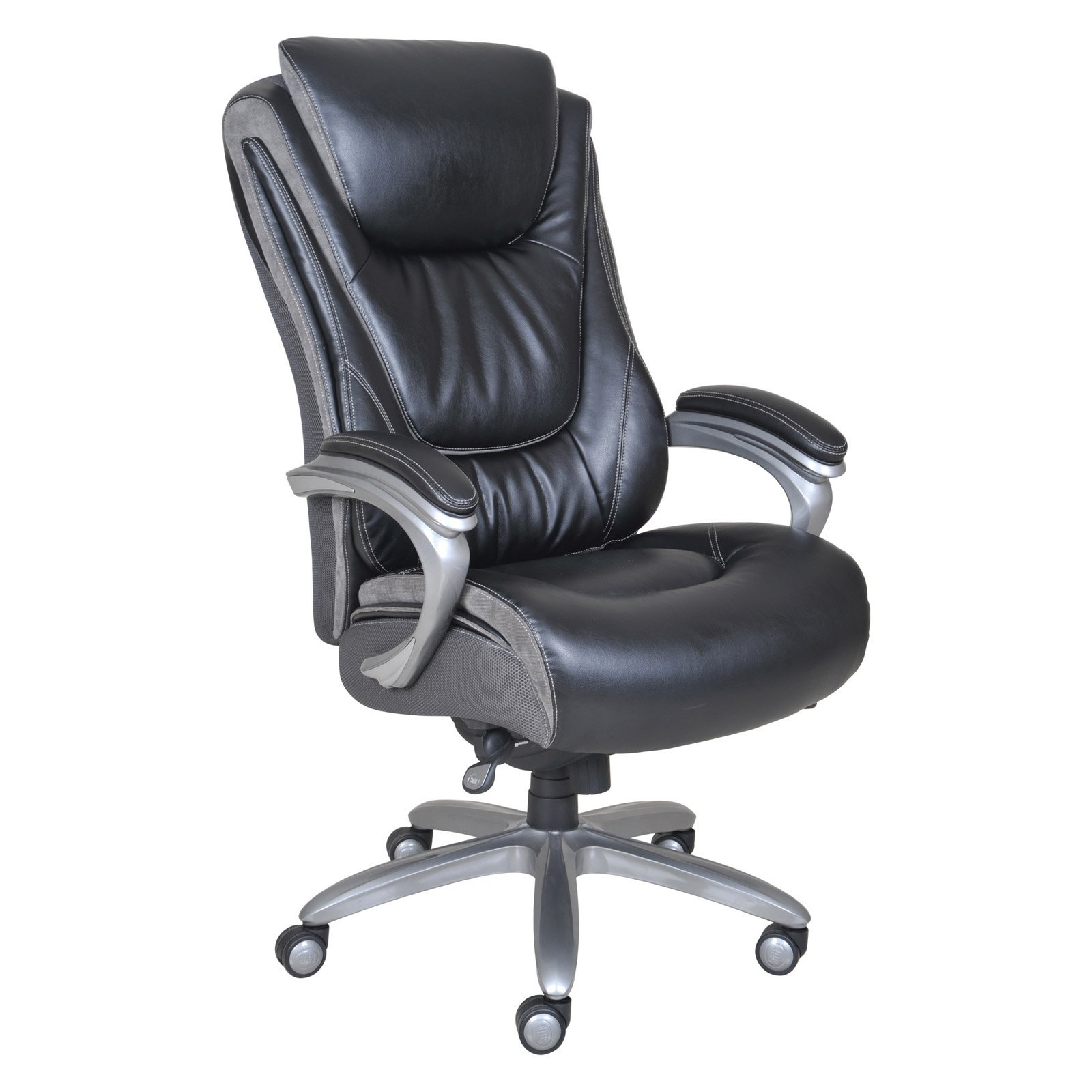 Tall Executive Leather Office Chair