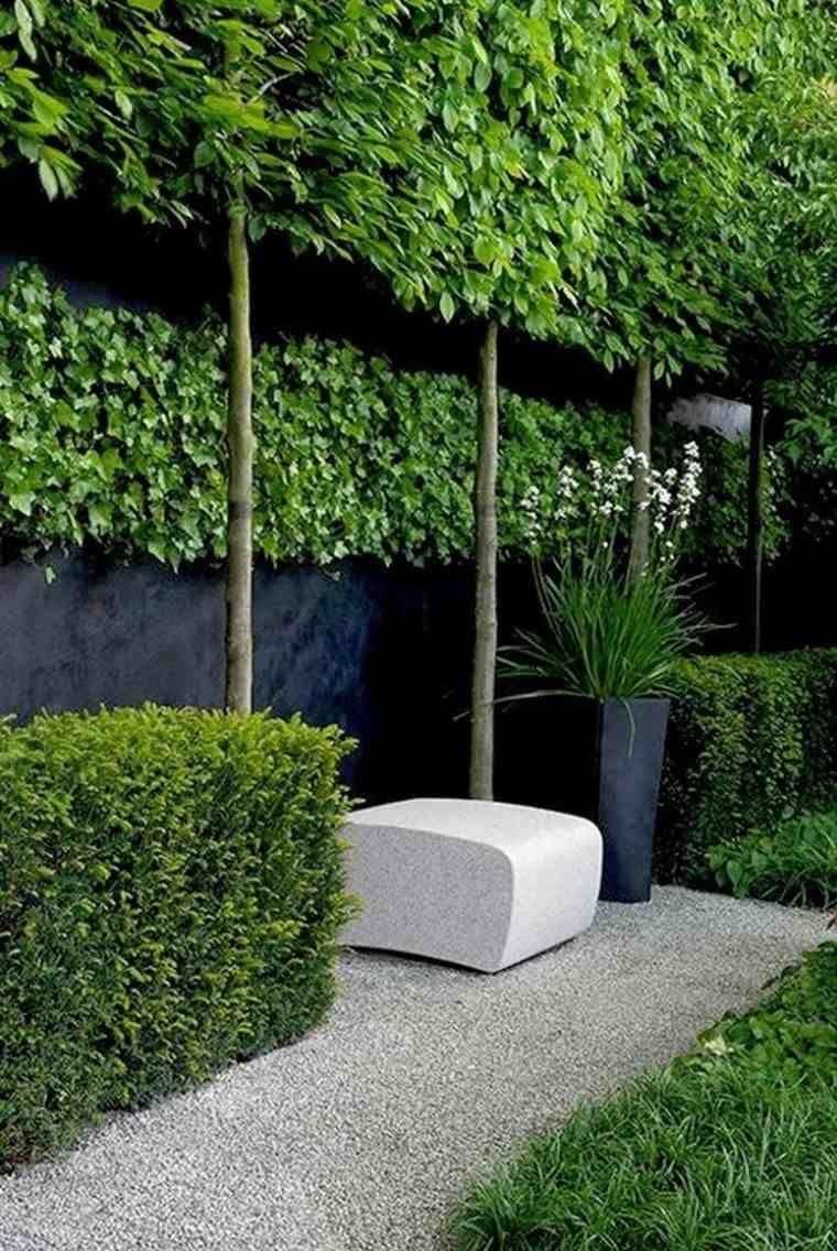 Comment aménager son jardin paysager moderne | Pinterest