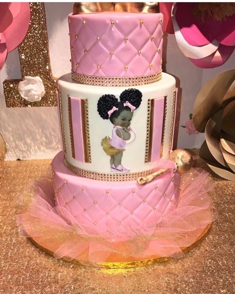 Pink Baby Shower Cake For Girls  Baby Shower Cakes, Girl -7894