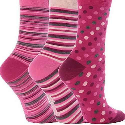 Socks Make The Outfit Don't They? Our Non Binding Socks