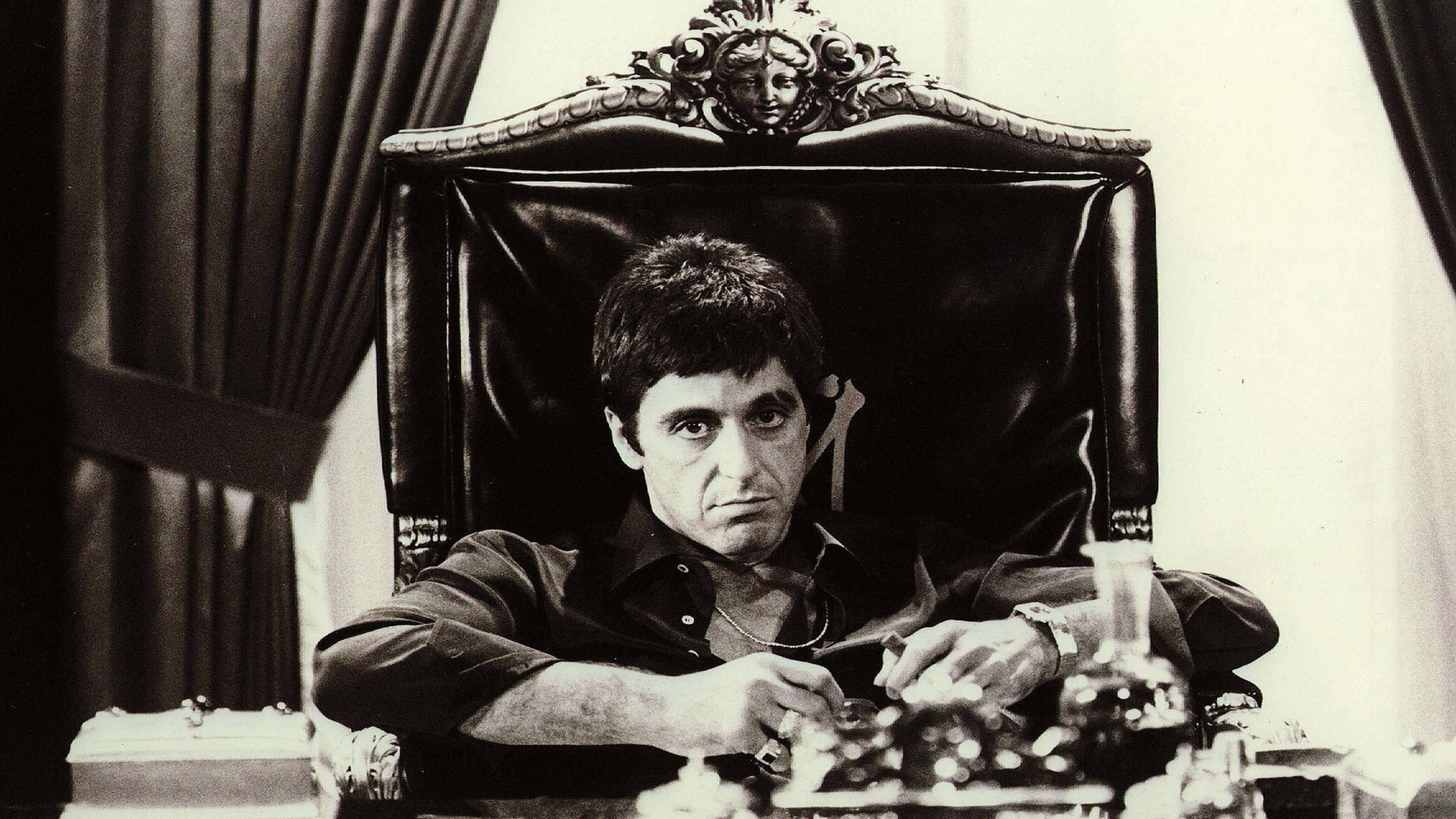 Scarface Ultra Hd Wallpaper 4k Resim Fotograf Sinema