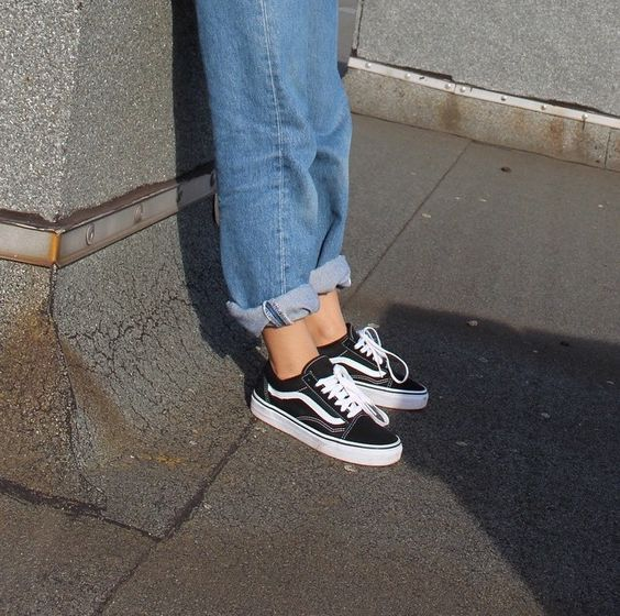 Sneakers women , Vans Old Skool (©unknown)