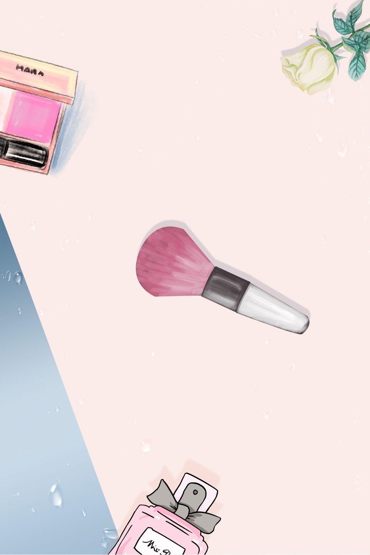 Iklan Kosmetik Kecantikan Poster Iklan Iklan Kreatif Pengiklanan