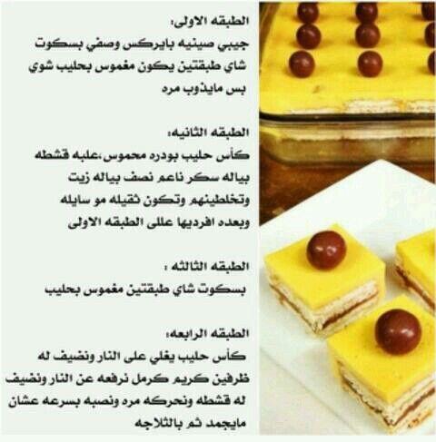 حلا أصفر Cheesecake Deserts Food Desserts