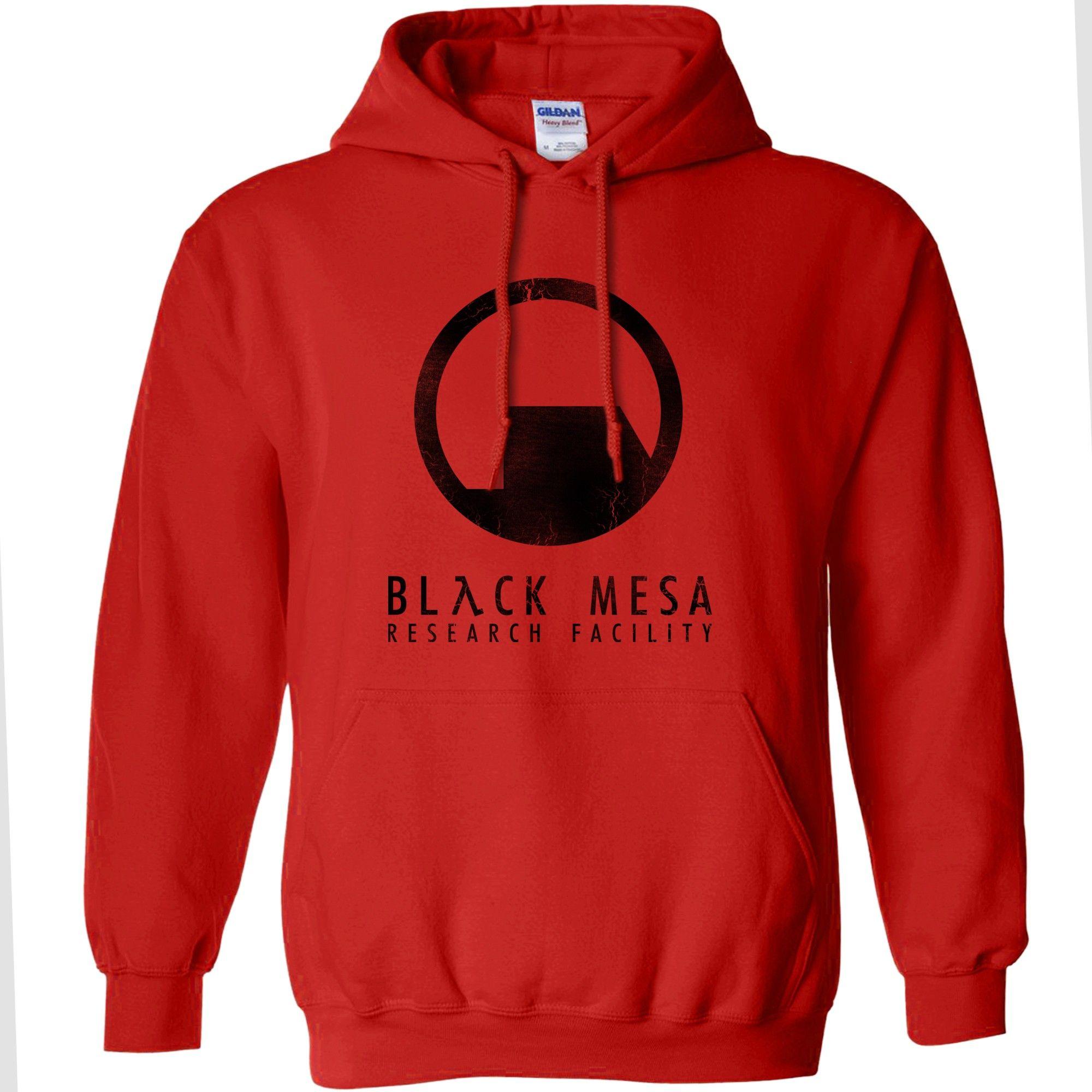 Black Mesa Hoodie Hoodies, Cool outfits, Black