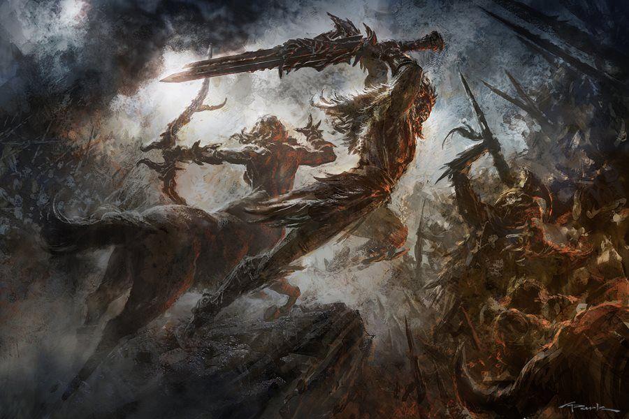 God Of War Concept Art Book