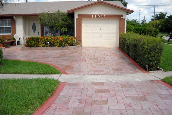 America\'s 9 Coolest Driveway Designs Ever: Home Grown | Driveways ...