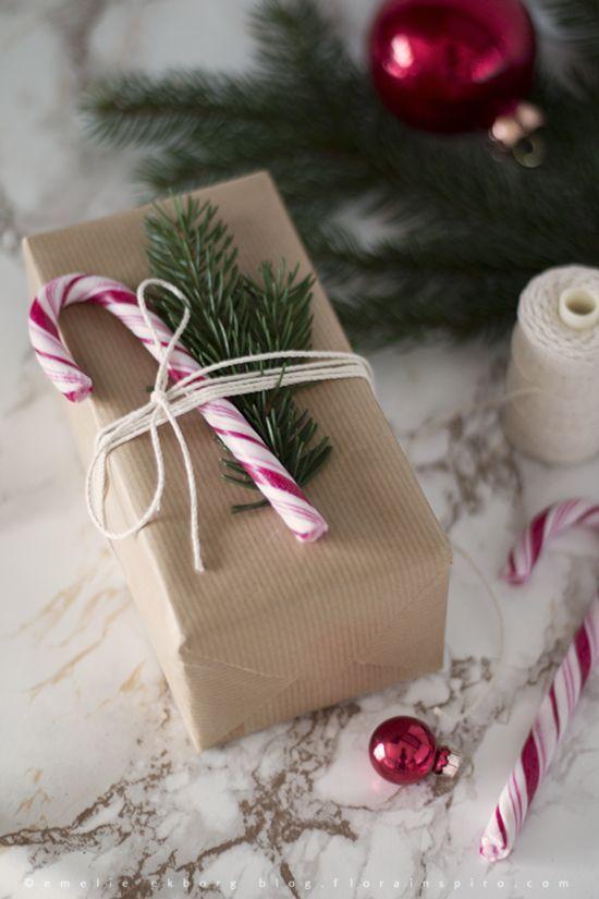 Geschenkverpackungsideen für Weihnachten flora-inspiro.blo ...  #2019giftideas #flora #geschenkverpackungsideen #inspiro #weihnachten #christmasgiftideas