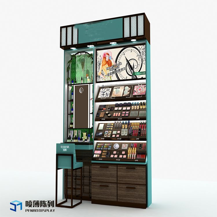 70 Best Online Furniture Stores: Top Level Customized Cosmetic Display Stand Cosmetic