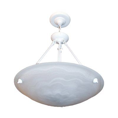 Whitfield Lighting CH0028 Lindsey 3-Light Bowl Pendant