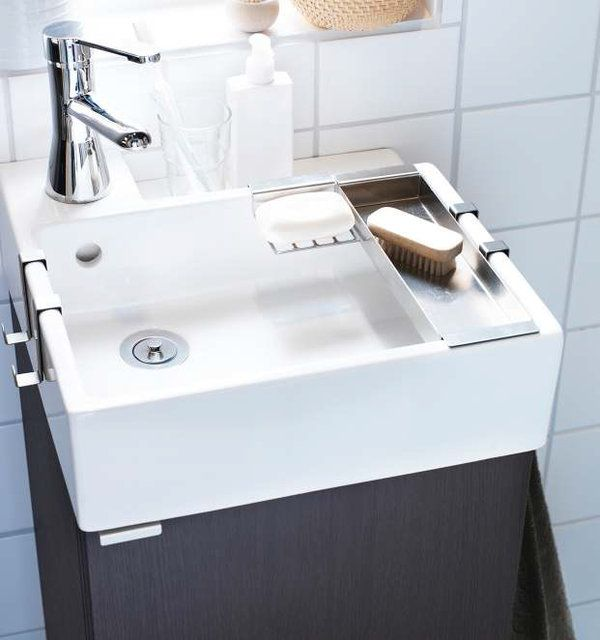 Bathroom sink tops from Ikea Bathroom Pinterest Ikea