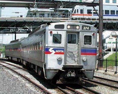 SEPTA $200 Norristown line R6 & NHSL | Transit | Train