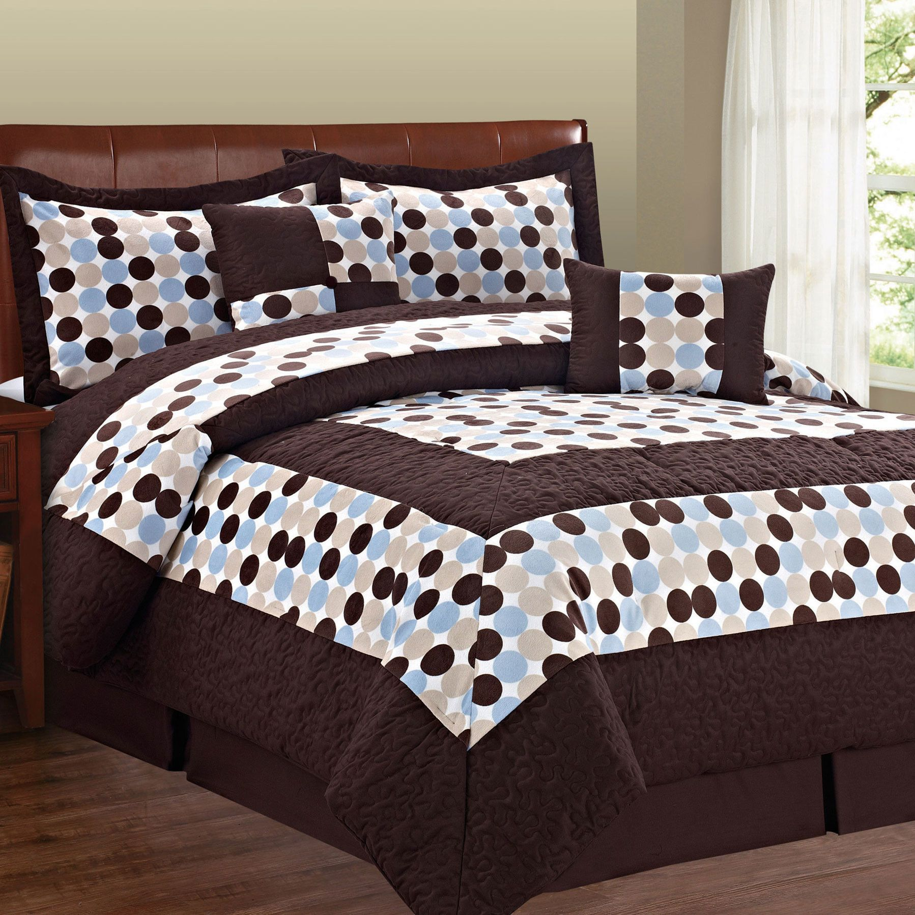 Big Dots Comforter Set Table basse carrée, Table basse, Bnf