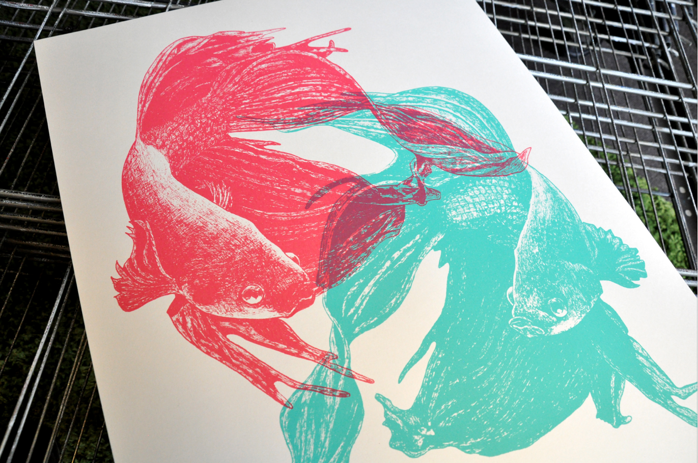 screen printing art - Google Search | screenprint | Pinterest ...