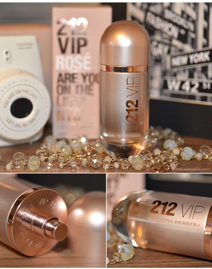 5b3250ec7a Perfume 212 Vip Rose Leia resenha completa no blog