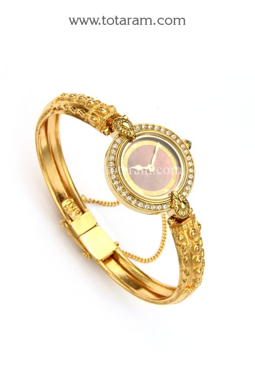 22K Gold Watches Diamond Watches suneelu joy