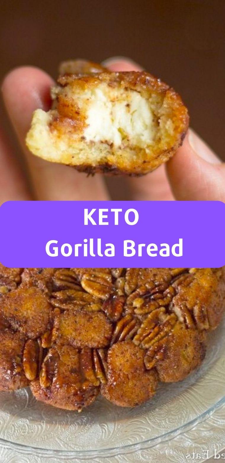 Keto Gorilla Bread Ketorecipes Lowcarb Bread In 2019 Best
