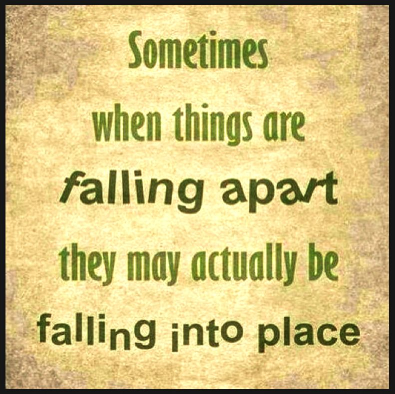 Falling Apart Quotes: When Things Fall Apart,...
