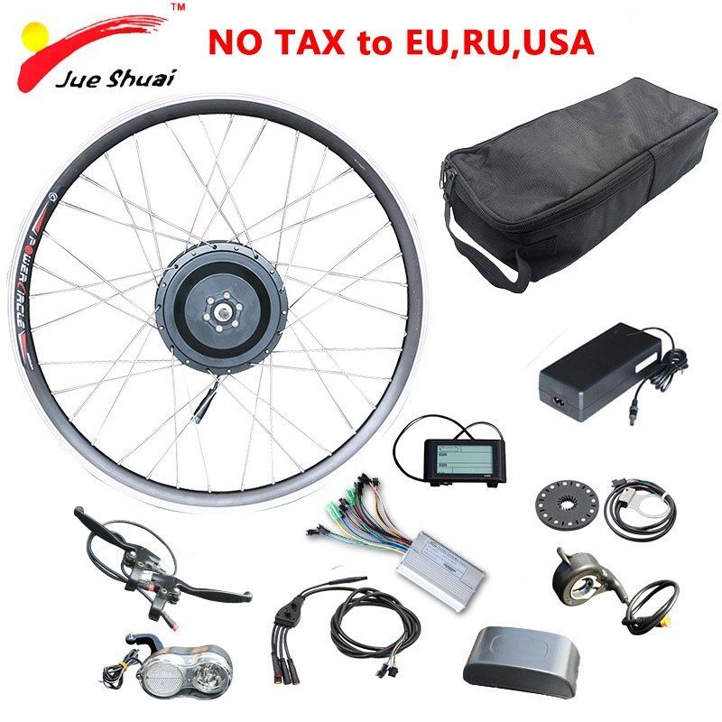 26 700c Electric Bike Kit 48v 500w E Bike Conversion Kit