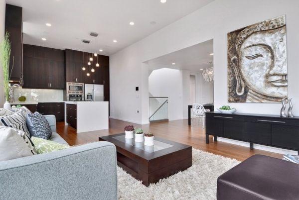 Wohnzimmer Asiatisch ~ Strandhaus umweltfreundliches design nachhaltigkeit asiatisch
