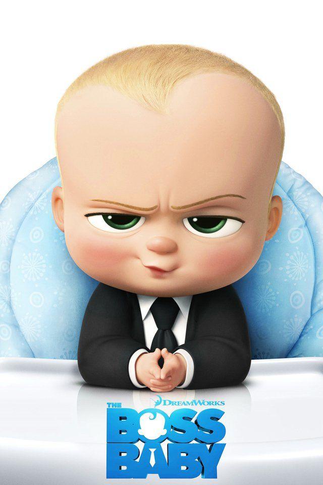 The Boss Baby 2017 The Movie Database Tmdb Baby Movie Boss Baby Baby Posters