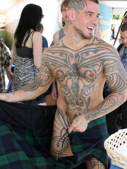 Strange apologise, men in kilts with tattoos valuable message