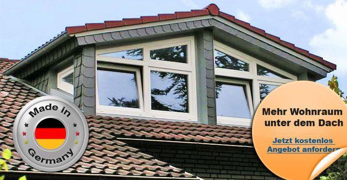 Dachgauben Mit Bildern Dachgauben Dach Gaube