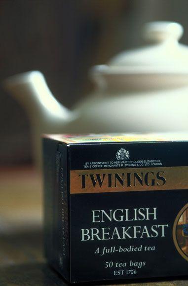 English tea shops