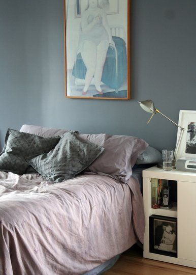 Benjamin Moore Shadow Gray