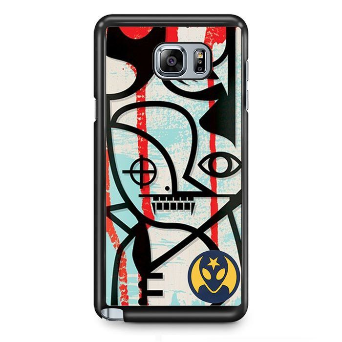 Alien Workshop Skateboard TATUM-579 Samsung Phonecase Cover Samsung Galaxy Note 2 Note 3 Note 4 Note 5 Note Edge