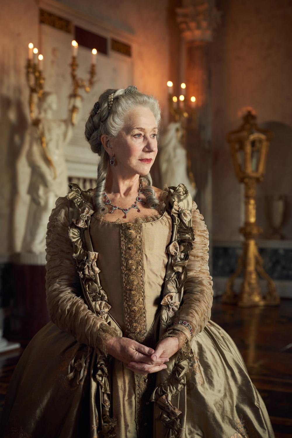 Helen Mirren On Catherine The Great The Good Liar And Equality In Hollywood Catherine The Great Helen Mirren Fantasy Dress