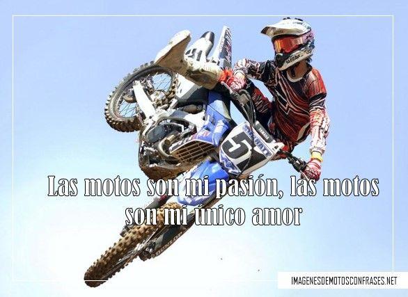 Imágenes De Amor Con Frases Motos Motocicletas Y Imágenes